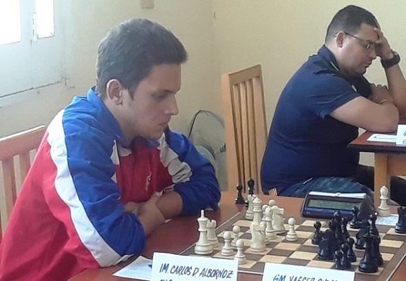 (GM) villaclareño, Yasser Quesada