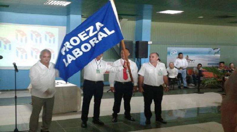 Aeropuerto Internacional Abel Santamaría