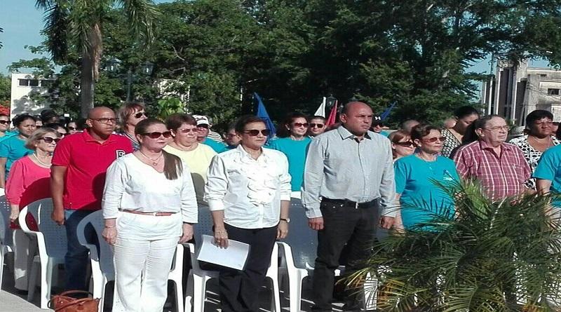 Celebran en Villa Clara Día Mundial del Medio Ambiente