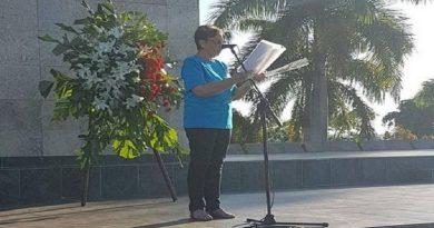 María del Carmen Velasco, delegada del Citma en la provincia