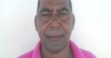 Leonardo Cárdenas Perera, entrenador del equipo nacional de softbol rama masculina