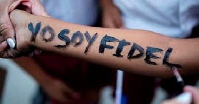 Cuba se levanta joven con Fidel (+Audio y tuit)