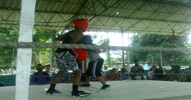 El boxeo en los Juegos Pioneriles Provinciales