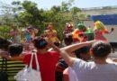 Comienza proyecto guiñol Rimariyama sus funciones habituales en Caibarién