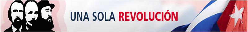 Una sola Revolución