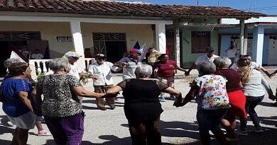 INDER en Caibarién apuesta por el amor y la amistad en la tercera edad