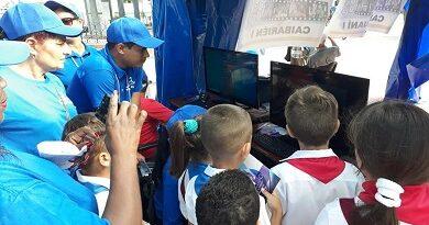 Ofrece Joven Club en Caibarién asesoría para dispositivos móviles
