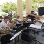 Homenaje al Maestro Marcos Urbay Serafín en Caibarién.