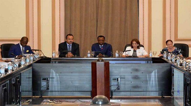 Estrechan nexos parlamentos de Cuba y África