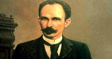 Exalta presidente de Cuba a José Martí en fecha patria