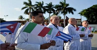 Brigada-Medica-Medicos-Cuba-Italia-Coronavirus