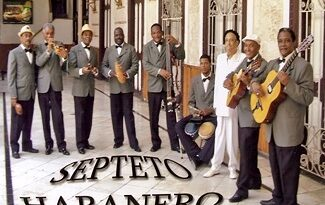 Centenario Septeto Habanero este martes en concierto online