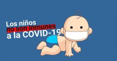 Imagen tomada de Cubadebate. Una frase familiar contra la COVID-19