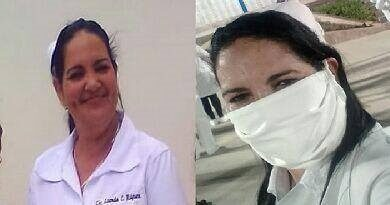 Lic. Loanda de la Caridad Rodríguez Martín, única caibarienense integrante de la Brigada Médica de Cuba recién llegada a Catar (Qatar) para enfrentar a la COVID-19.