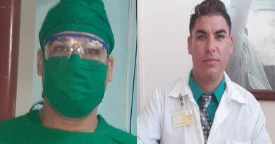 Dr. Deiner Plasencia Pino, es especialista en Medicina General Integral