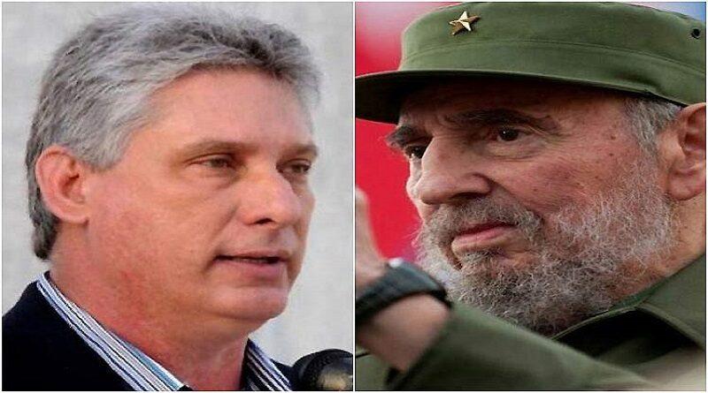 Presidente de Cuba evoca llamado de Fidel Castro a la paz mundial