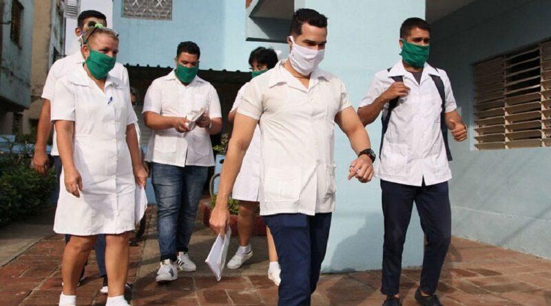 Resalta Díaz-Canel logros del sistema de salud cubano
