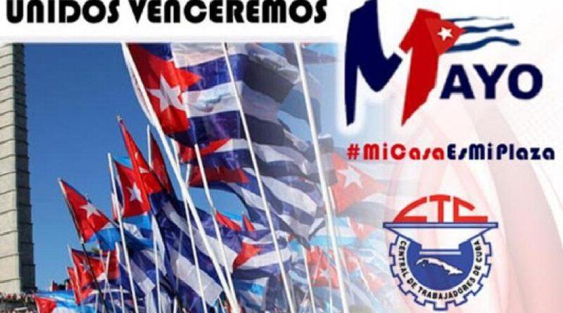 El pueblo cubano celebrará el Primero de Mayo salvando vidas, afirma Díaz-Canel
