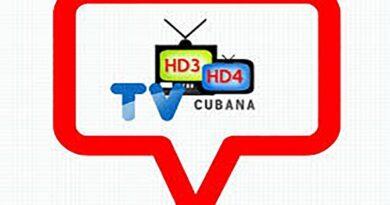 Comienza programación por señales HD 3 y HD 4 en Cuba