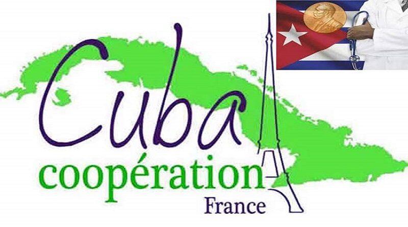 Personalidades francesas respaldan Nobel de Paz para médicos de Cuba