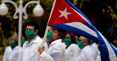 Cuba se entrega a Salvar vidas