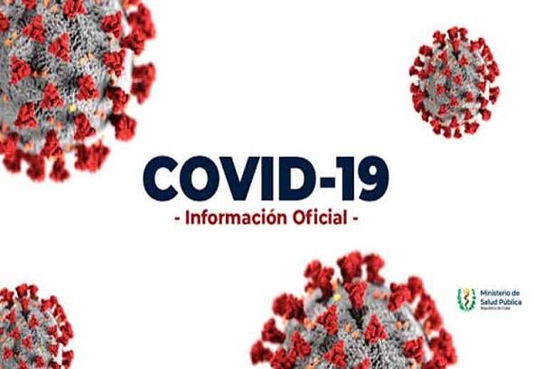 Cuba contabiliza 22 nuevos casos de la Covid-19 al cierre del viernes