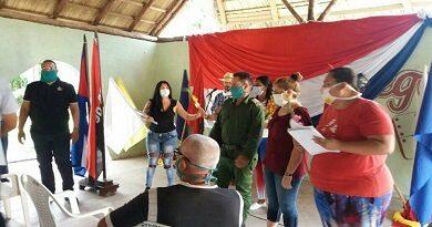 Reconocen desempeño del Primer Contingente de Villa Clara, de enfrentamiento a la COVID -19