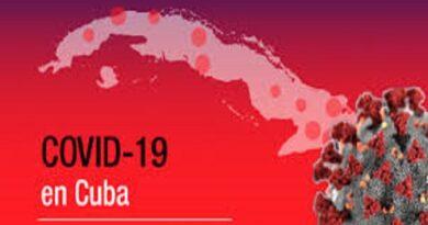 Cuba reporta nuevos casos de COVID-19, ningún fallecido y 15 altas médicas