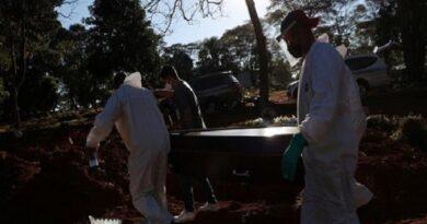COVID-19 en el mundo: Brasil vuelve a superar las 1 000 muertes por coronavirus en un día