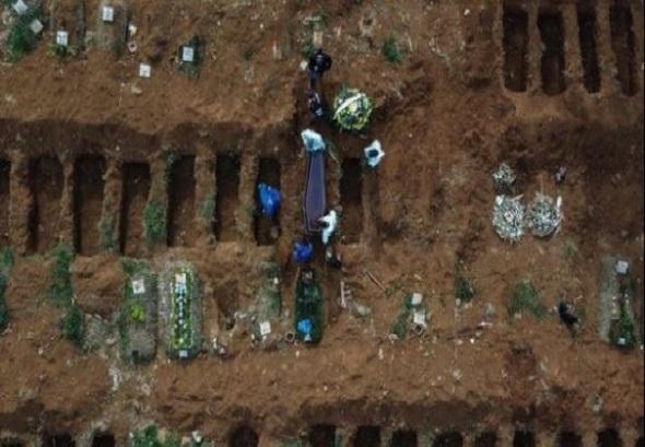 """COVID-19 en el mundo: OMS alerta que Sudamérica es el """"nuevo epicentro"""" de la pandemia"""
