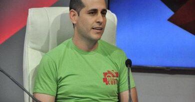 Diosvany Acosta Abrahante, Primer Secretario de la UJC en Cuba