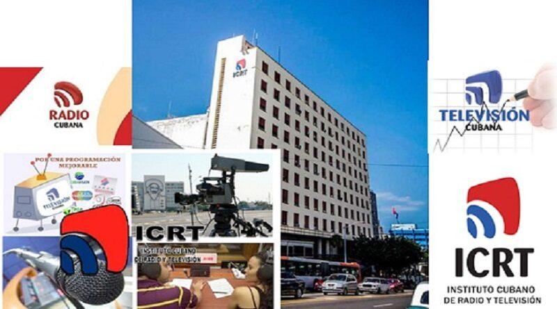 De aniversario la Radio y Televisión cubanas en tiempos de COVID-19