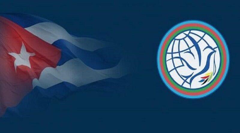 Cuba, Cumbre del Movimiento de Países No Alineados, Miguel Díaz-Canel Bermúdez, Movimiento de Países No Alineados