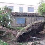 Tormenta local severa en Caibarién
