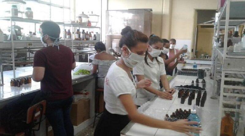 Resaltan protagonismo juvenil en combate a la Covid-19 en Cuba