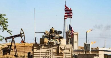 Estados Unidos intensifica presencia ilegal en Siria