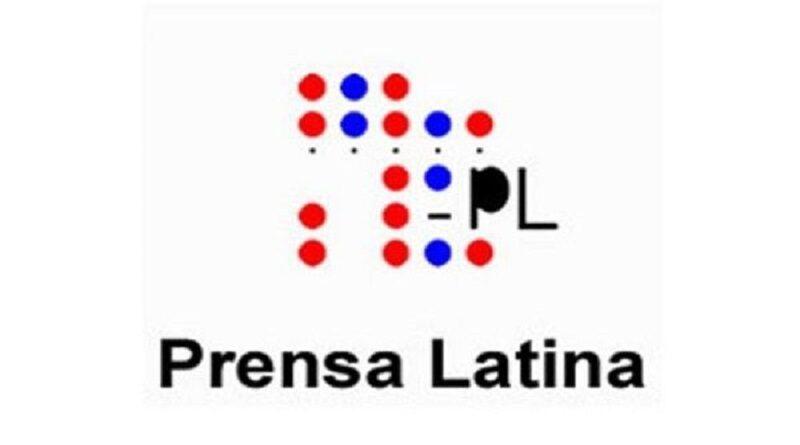 Felicita Díaz-Canel a la agencia Prensa Latina en su aniversario 61