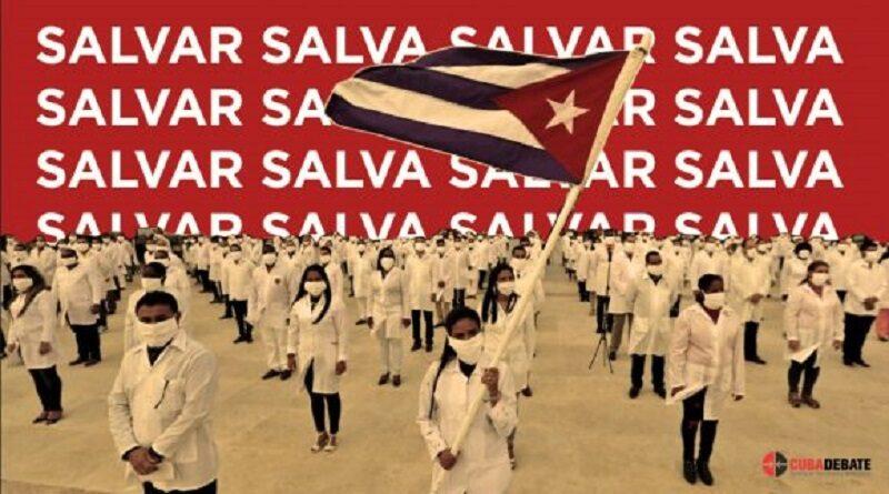 Cuba-Salvar-Salva-Medicos-Salud-Rojo