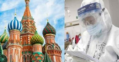 Rusia supera los 700 mil casos positivos de Covid-19