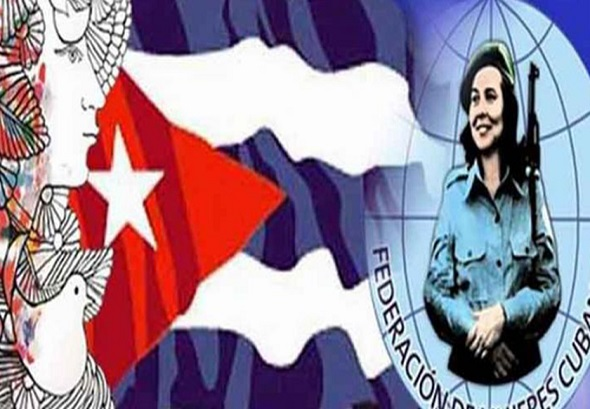 Felicita Díaz-Canel a las mujeres cubanas en Aniversario 60 de la FMC