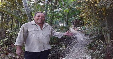 René: campesino, soñador, ambientalista y martiano (+Audio y posts)