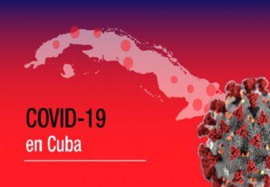Cuba reporta 35 nuevos casos de COVID-19, ningún fallecido y 32 altas médicas (+ Video)