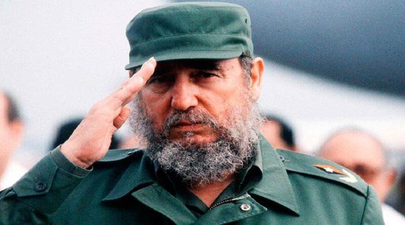 Fidel: Solo dando el ejemplo se puede obtener la victoria