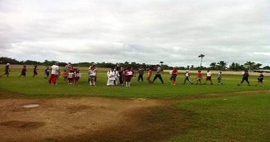 practica de deporte caibarien