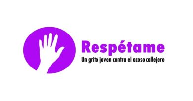 poster y titulo de un proyecto nacional contra el acoso callejero