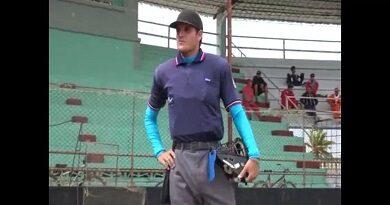 Gustavo José Méndez González, arbitro de beisbol