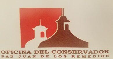 logo Oficina del Conservador Remedios