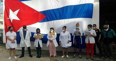 hogar de anciano, celebran dia medicina latinoamericana