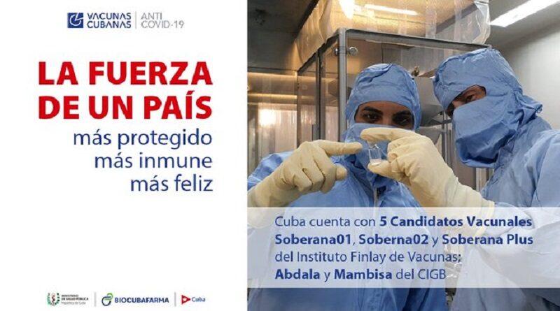 cuba y las vacunas