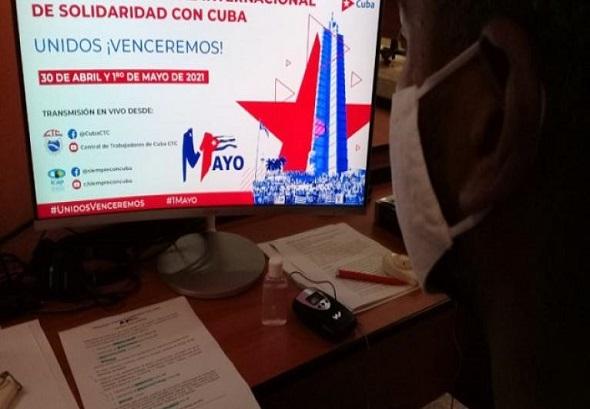 encuentro solidaridad cuba